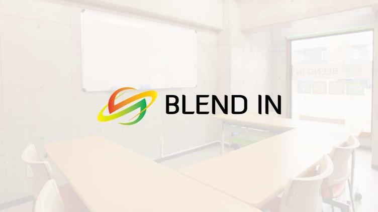 BLEND IN LINK