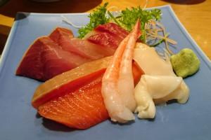 旬魚三種盛り